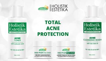 Holistic Acne Series