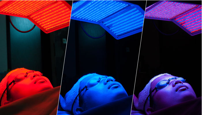 phototherapy flash